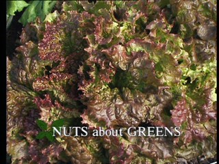 Kitchen Garden: Nuts about Greens