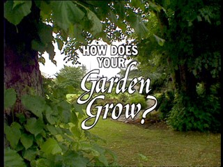 How Does Your Garden Grow?: Louis And Margaret Glynn