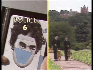 Police Six: August 1991