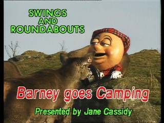 Swings and Roundabouts: Barney Goes Camping