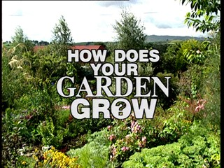 How Does Your Garden Grow?: Wilfie and Margaret McDowell