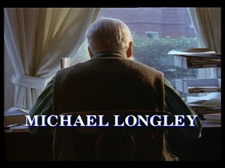 Irish Writers: Michael Longley