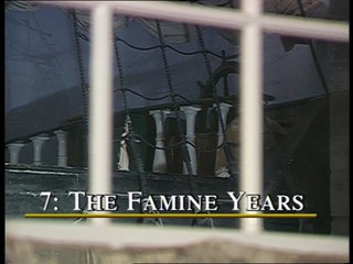 A Sense of Tradition: The Famine