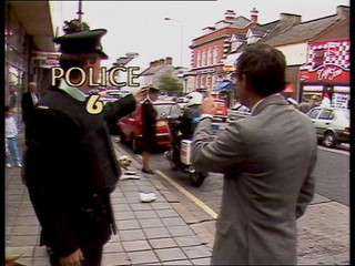 Police Six: May 1992
