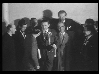 Kilfedder loses his seat to Gerry Fitt at the 1966 elections, Belfast West