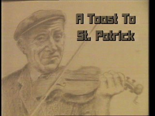 A Toast to Saint Patrick