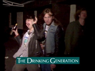 Counterpoint: The Drinking Generation