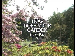How Does Your Garden Grow?: Raymond and Maureen Hunter