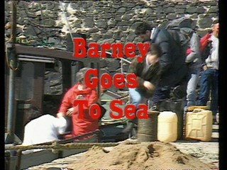Swings and Roundabouts: Barney Goes to Sea