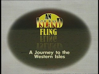 An Island Fling: A Journey to the Western Isles