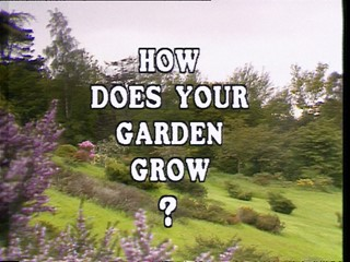 How Does Your Garden Grow?: Harold And Mary Wolseley