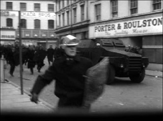 Riots in Derry