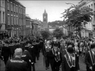 Apprentice Boys parade through Derry