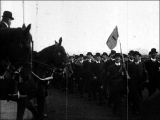 Belfast Unionist Demonstration