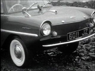 Amphicar on Ards peninsular