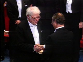 Seamus Heaney awarded Nobel Prize for Literature