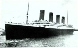 Extract from I Remember (Titanic)