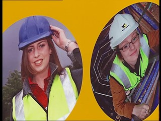 'Women In Construction and Non-Traditional Sectors' campaign (rushes)