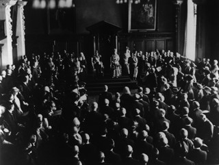 Opening of Northern Ireland Parliament