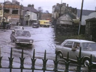 Super 8 Stories Extra Footage: Bridge Opening and Floods in Omagh