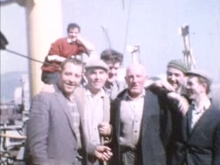 Super 8 Stories Extra Footage: Belfast Docks in the 1960s
