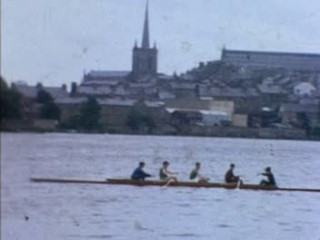 Super 8 Stories Extra Footage: Rowing Teams on Lough Erne