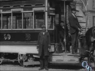 Mitchell and Kenyon - Tram Ride Through Belfast