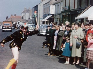 Holywood May Queen and Maypole Dance