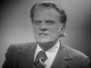 Watch: Billy Graham in Ulster