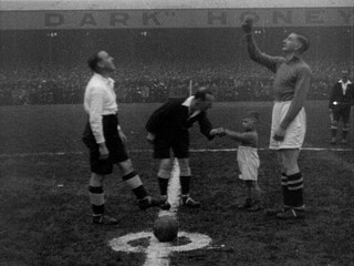 BFI releases Football on Film