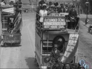 Mitchell and Kenyon films show life in early-1900s