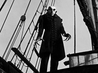 Nosferatu with live accompaniment at The MAC