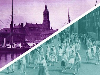 Digital Film Archive events at Culture Night Belfast