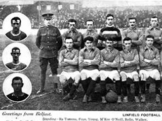 Playing the Game: Sport, Ireland and The Great War