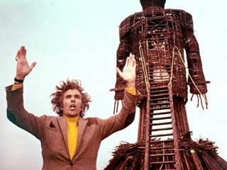 """Come. It is time to keep your appointment with the Wicker Man."""