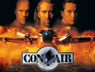 Con Air at the Ulster Aviation Society hangar